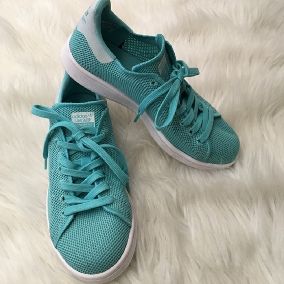 magasin en ligne b3d53 5ce3e adidas Shoes | Stan Smith Mesh Tennis | Poshmark